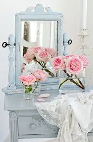 french blue mirror shabby chic vanity mirror vintage rose collection antiques blue vintage style bedroom