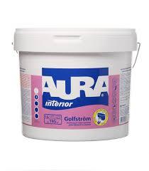 <b>Краска</b> водно-дисперсионная <b>Aura</b> Interior <b>Golfstrom</b> ...