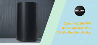<b>Xiaomi AC2100 WiFi</b> Router With Dual Core CPU For Excellent ...