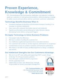 why stl communications stl communications inc