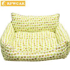 <b>RFWCAK Pet Dog</b> Bed Warming Cozy <b>Dog</b> House Soft Material <b>Pet</b> ...
