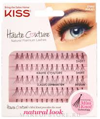 Kiss <b>Haute Couture</b> Natural Premium Lashes - <b>Накладные пучки</b> ...