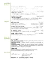 unique resume examples  seangarrette counique resume examples  graphic design