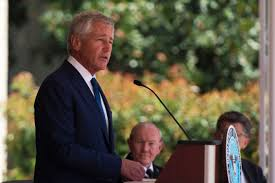 u s department of defense photo essay defense secretary chuck hagel offers remarks to remember victims working in the pentagon during the 9