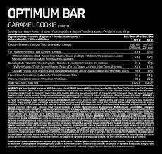 OPTIMUM <b>Bar</b>   Optimum <b>Nutrition</b> UK