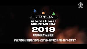 #MountainsMatter: International Mountain Day 2019 Recipe and ...