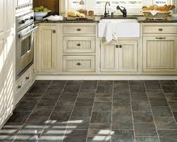 Best Type Of Floor For Kitchen Pickled Oak Cabinets Dark Floors Best Black Vinyl Sheet Flooring