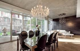 Contemporary Chandeliers Dining Room Dining Room Interesting Big Crystal Dining Room Chandeliers