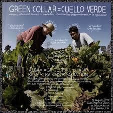 green collar lexicon of food green collar