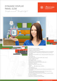 smart bus home automation technology catalogues and flyers ddps flyer v 2 1