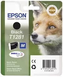 Картридж <b>Epson T1281</b> (<b>C13T12814012</b>)
