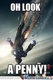 Iron Man 3 Penny by memer119 - Meme Center via Relatably.com