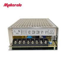 customized model D 150F15 15V 15V volt <b>120w dual output</b> ...
