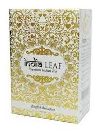 <b>Чай черный India Leaf</b> English Breakfast — купить по выгодной ...
