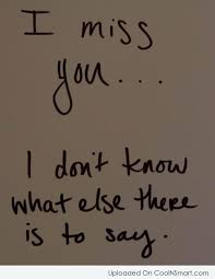 Miss You Quotes - 40chienmingwang.com via Relatably.com