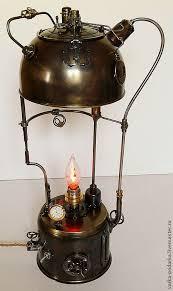 Купить Энергетический котёл | <b>Настольная лампа</b>, <b>Лампа</b>