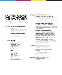 resume lauren grace crawford resume 2017
