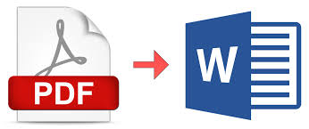 Image result for convert pdf to microsoft office