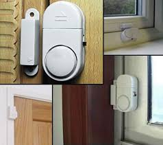 <b>Wireless Magnetic</b> Door Window Sensor