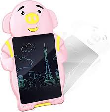 LHTY LCD Writing Tablet,<b>8.5 Inch Cartoon</b> Electronic Drawing ...