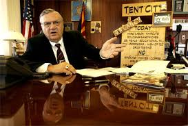 Image result for funny pictures hillary clinton jailed sheriff joe pink underwear