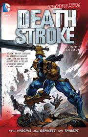 Deathstroke Vol. 1 Legacy The New 52 Kyle Higgins Simon. Deathstroke Vol. 1 Legacy The New 52 Kyle Higgins Simon Bisley 9781401234812 Books Amazon.ca