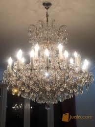 lampu kristal bekas: Lampu dekorasi bekas di cengkareng dki jakarta jualo