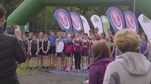 National Post Primary Schools Triathlon Champs 2017 - YouTube