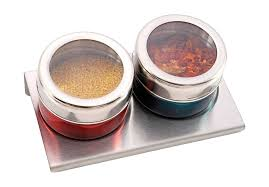 <b>Набор для специй Agness</b> на магнитах, 3 предмета – купить в ...