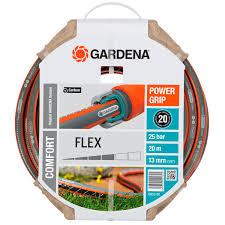 """<b>Шланг</b> садовый <b>Gardena</b> Flex <b>13 мм 1/2</b>""""х20м купить по цене 1999 ..."""