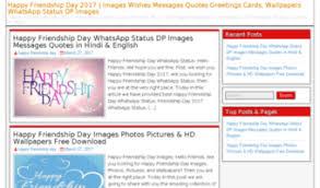 Happyfriendship-day.com ▷ Observe Happy Friendship Day News ...