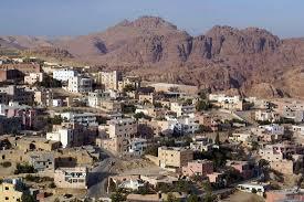 Wadi Musa Jordanie