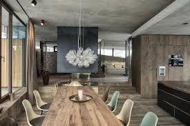 modern rustic dining brooklyn modern rustic reclaimed wood