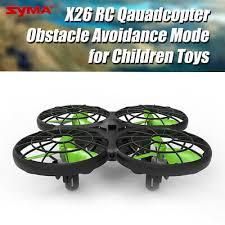 Syma <b>X26</b> Mini RC <b>Drone Infrared</b> Obstacle <b>Avoidance</b> Sensory ...