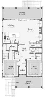 ideas about Beach House Plans on Pinterest   House plans    Plan TD  Designed for Water Views
