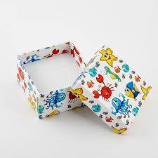 Купить <b>Подарочная упаковка</b> под комплект (кольцо, <b>серьги</b>, <b>кулон</b> ...