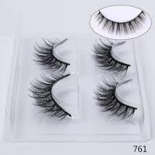 <b>SHIDISHANGPIN</b> 5 pairs <b>3d mink</b> false <b>eyelashes</b> natural long 3d ...