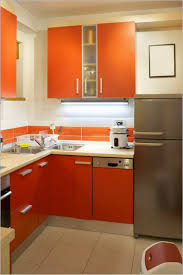 design compact kitchen ideas small layout: compact kitchen units small space compact kitchen cabinet for small spaces with refrigerator and white floor