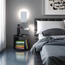 bedside lights ylighting flat metal wall sconce bedroom lighting ideas bedroom sconces