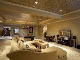 basement lighting ideas drop ceiling basement lighting design