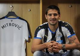 Image result for Aleksandar Mitrovic newcastle