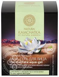 Купить <b>Аква</b>-<b>гель</b> для лица <b>Natura</b> Kamchatka Термальный ...