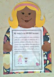 mom youre my hero mothers day craftivity   we heart edu mothers day photo