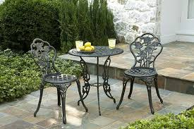 image of vintage wrought iron patio furniture sets black wrought iron patio