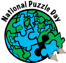 Happy National Puzzle Day!