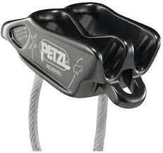 <b>Страховочная система Petzl</b> Reverso, серый — купить в ...