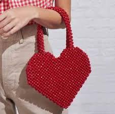Female <b>handmade pearl bag</b> Bolsa Feminina bead <b>bag handbag</b> ...