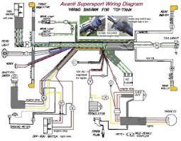 wiring diagrams myrons mopeds avanti supersport top tank wiring