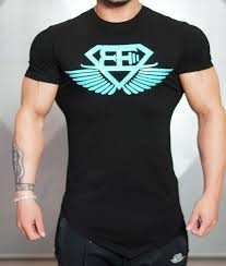 <b>ZOGAA 2019 Mens</b> Muscle <b>T Shirt</b> Short Sleeve Bodybuilding ...