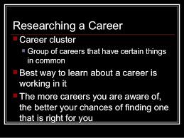 scientific visualization career goals career 21